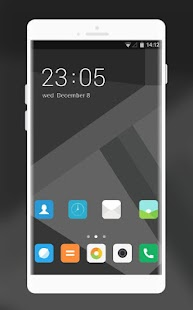 Theme for Redmi Y1 - náhled