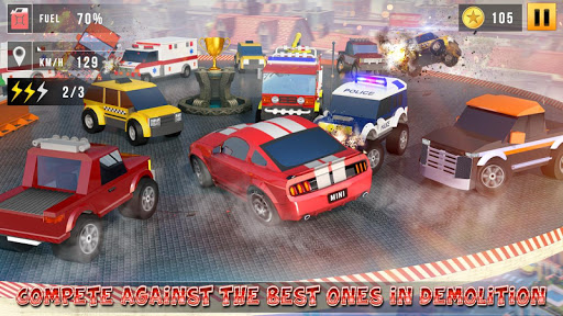 Mini Car Race Legends - 3d Racing Car Games 2019 screenshots 5