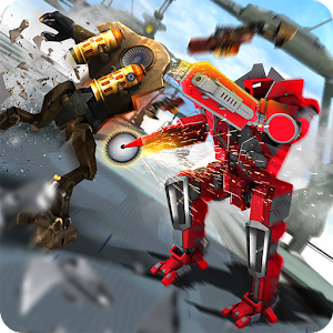 Crash Robot Battle Survival APK | APKPure ai