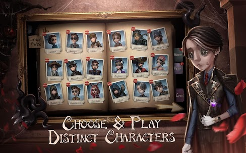Identity V-1 vs 4 Asymmetrical Combats App Latest Version Download For Android and iPhone 9
