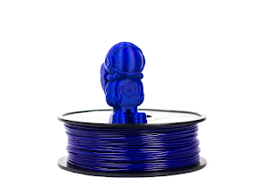 Blue MH Build Series PLA Filament - 3.00mm (1kg)