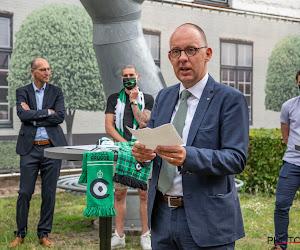 """Cercle-voorzitter aan de vooravond van de Brugse derby: """"Sorry Club, dan komt er geen nieuw stadion"""""""