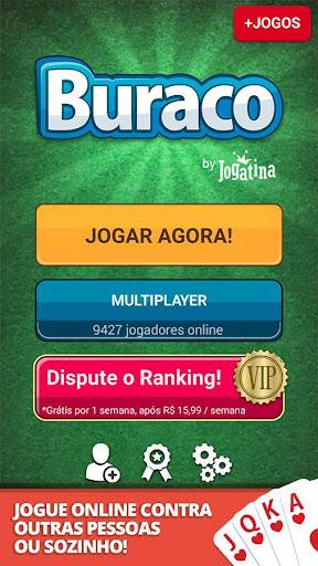 Buraco Jogatina: Jogo de Cartas Gru00e1tis 1.7.2 screenshots 1
