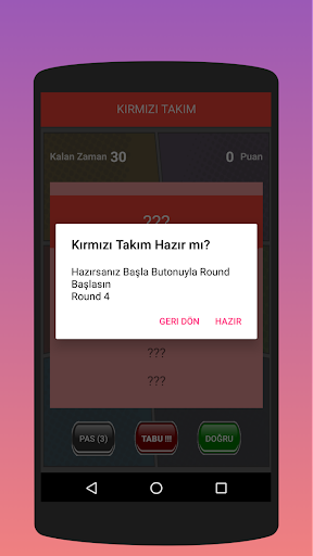 Tabuu - 10.000 u00dccretsiz Kelime android2mod screenshots 3