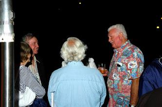 Photo: Jayne and Bob Askin, Jim Chilton, Dick Martin