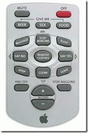 man-remote