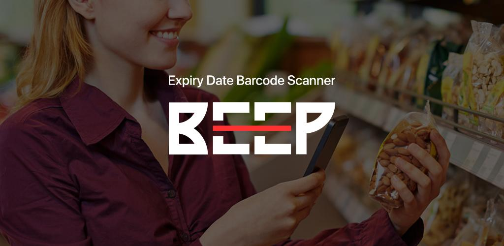 Download BEEP - Expiry Date Barcode Scanner  APK latest