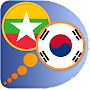 Korean Myanmar (Burmese) dict by Dict.land APK icon