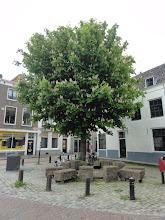 Photo: Pleintje in Middelburg