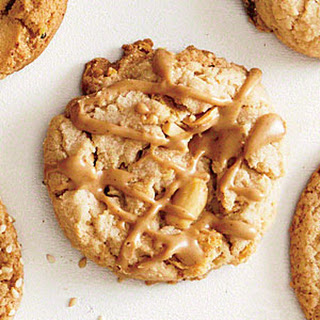 Peanut Butter Crunch Cookies