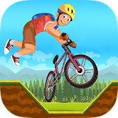 BMX Jungle - bmx boy - bmx game
