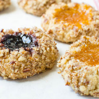 Orange Spice Thumbprint Cookies Recipe