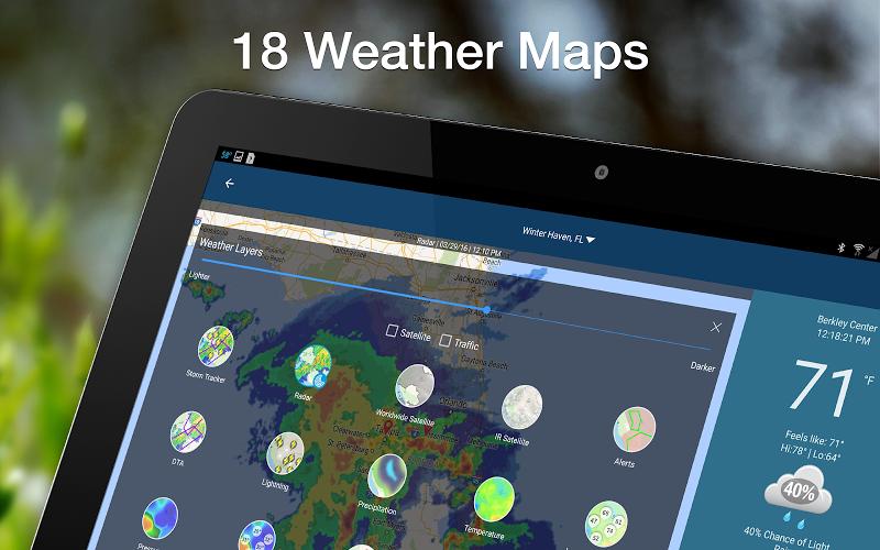 Weather Elite by WeatherBug Screenshot 8