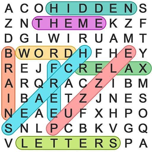 Caça palavras - Word Search Quest