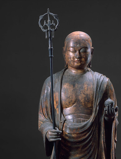 錫杖|Finial of a Buddhist Monk's Staff (Shakujō) — Google Arts & Culture