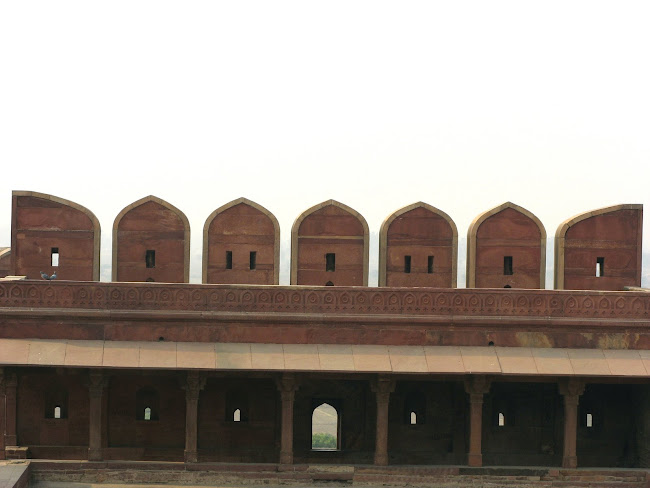 A Visit to the abandoned city of Fatehpur Sikri – Part I