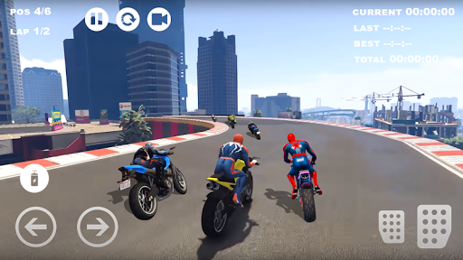Moto Race 2018: Bike Racing Games  captures d'écran 1