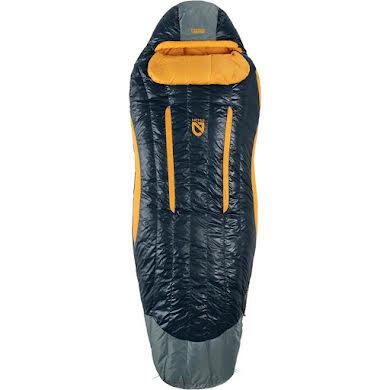 NEMO Riff 15 Men's Sleeping Bag - 800 Fill, Long, Ember Red/Deep Water