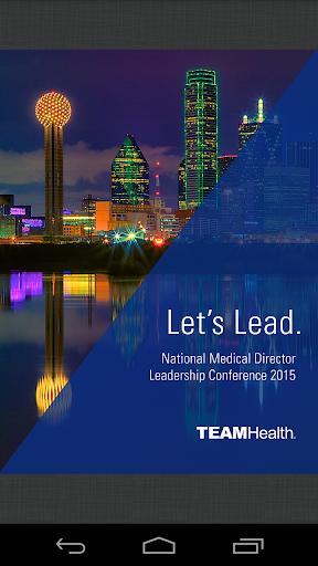 TeamHealth Leadership 2015