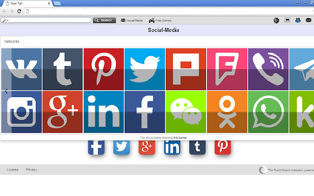 SocialNewPage