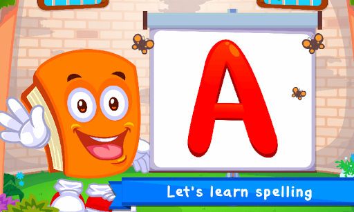Learn Alphabet for Kids with Marbel screenshots 2