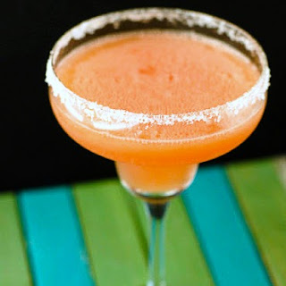 Watermelon-Infused Tequila + Watermelon Margaritas!