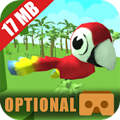 Flappy Parrot VR
