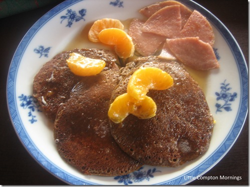 Buckwheat pancakes 2 copy
