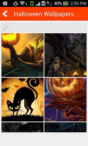 Halloween Live Wallpapers HD