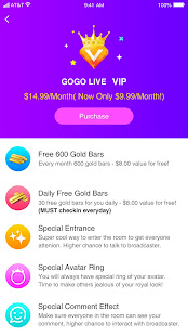 GOGO LIVE - Apps on Google Play