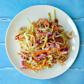 Kicked Up Coleslaw