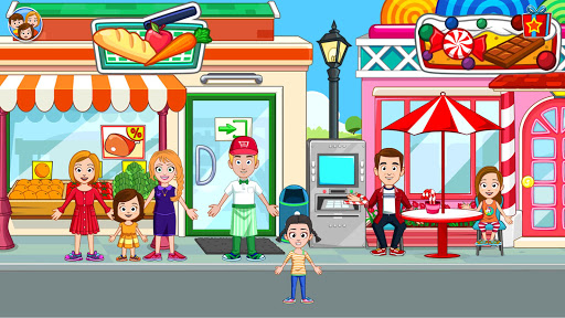 My Town : Stores. Fashion Dress up Girls Game apkdebit screenshots 6