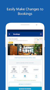 Booking Hotels, Vacation Deals- screenshot thumbnail