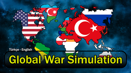 Global War Simulation WW2 Strategy War Game screenshots 1