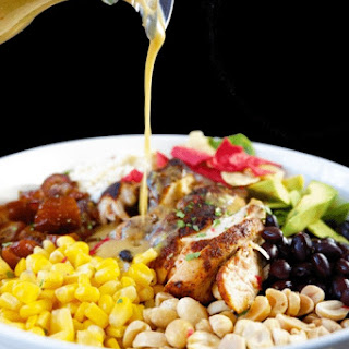 Santa Fe Chicken Salad.