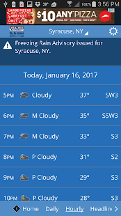 CNY Central Weather- screenshot thumbnail