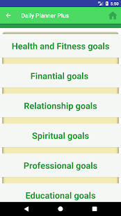 Daily Planner Plus:Goals,Tasks & Achiever Mindset - náhled