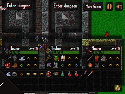 Idle Sword v1.32 (Mod Money)