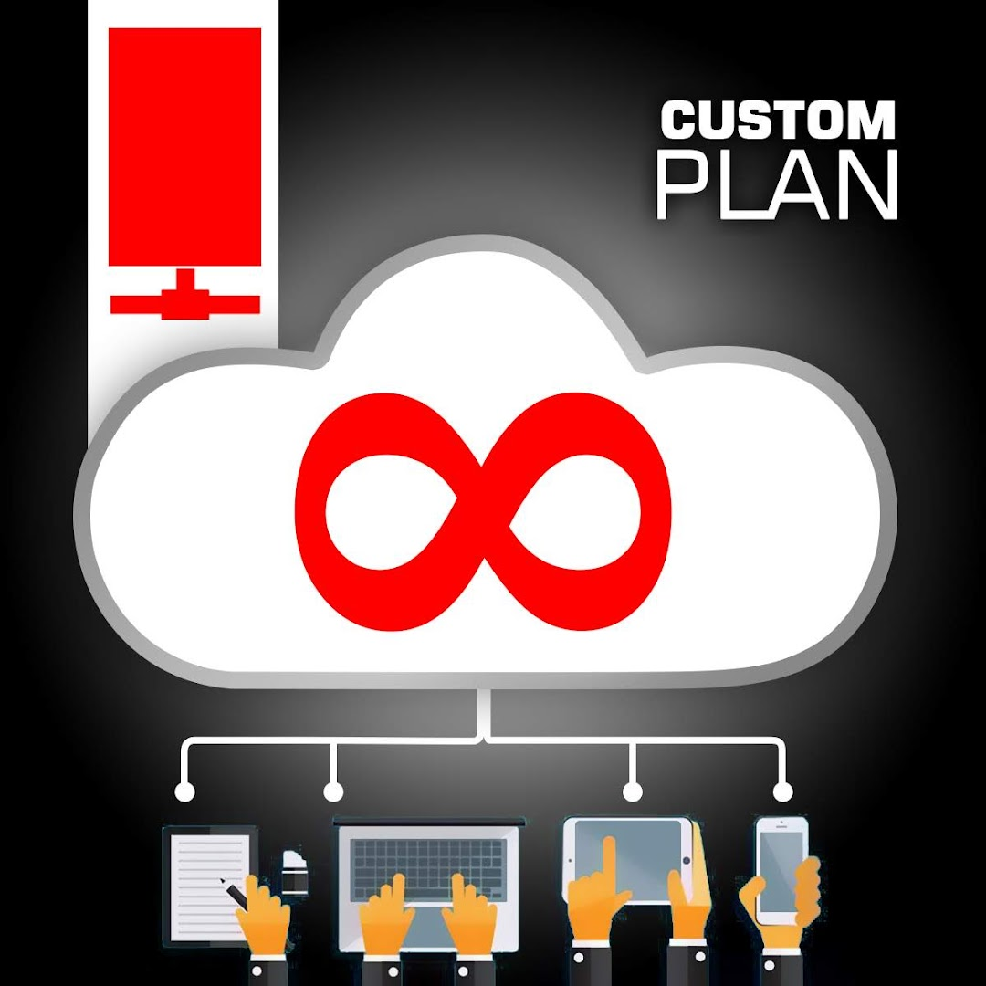 Custom Hosting Package