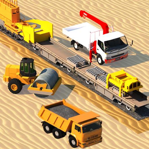 模擬App|列車 トラック コンストラクタ3d LOGO-3C達人阿輝的APP