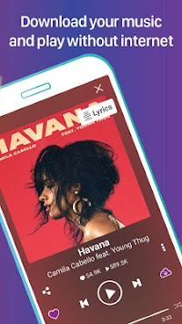 Anghami - безплатен Unlimited Музика APK screenshot thumbnail 3