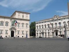 Visiter Place et palais du Quirinal