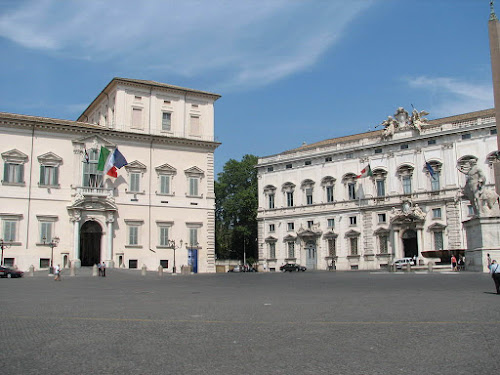 Photo Place et palais du Quirinal