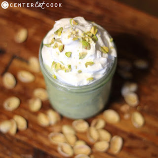 Pistachio Dream Smoothie.