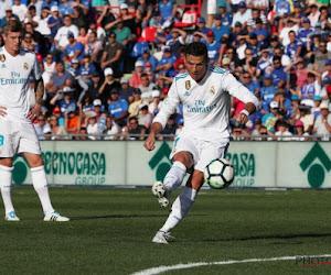Liga : le Real Madrid remporte le derby face à Getafe dans la douleur
