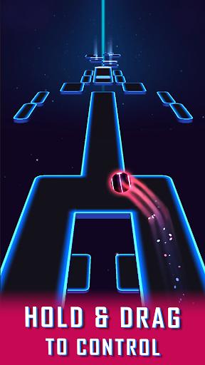 Jump Ball: Tiles and Beats 1.1.0 screenshots 1
