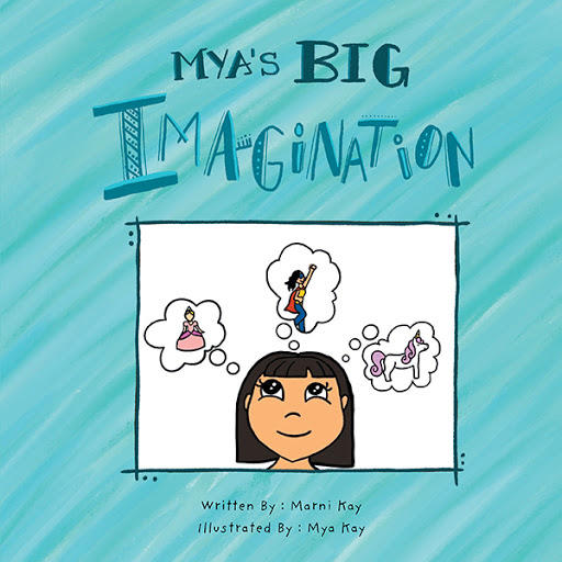 Mya's Big Imagination cover