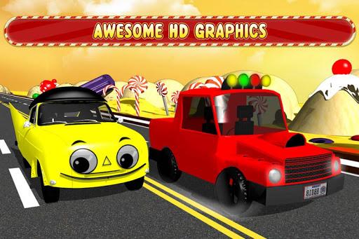 Kids Traffic Racer Game