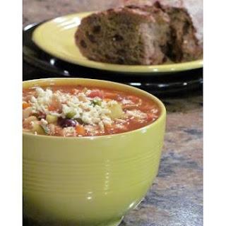 Deb's Minestrone Soup