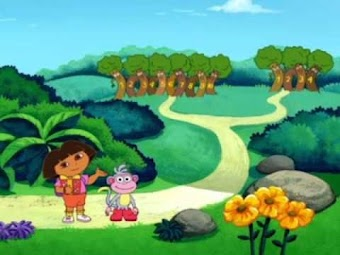 Le petit chien de Dora